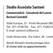 COMMERCIALISTI STUDIO ASSOCIATO SANTONI
